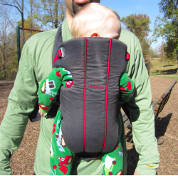 BabyBjorn Front View