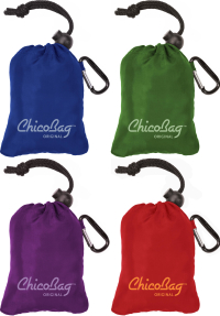 ChicoBag Original Bags - 4 Pack