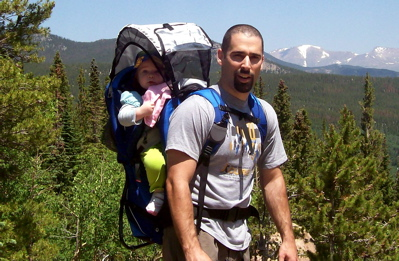 Gear Review for Kelty K.I.D.S. FC 3.0 Frame Child Carrier